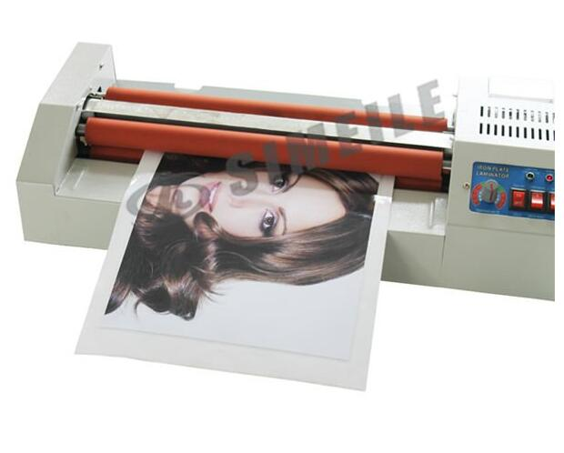 320D Series metal body sealing laminating machine for a3 a4 paper