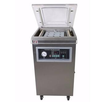 DZ(Q)400/2E 450/2E 500/2E single chamber vacuum packaging machine