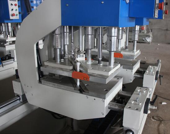 pvc window welding machine/plastic upvc window making machinery