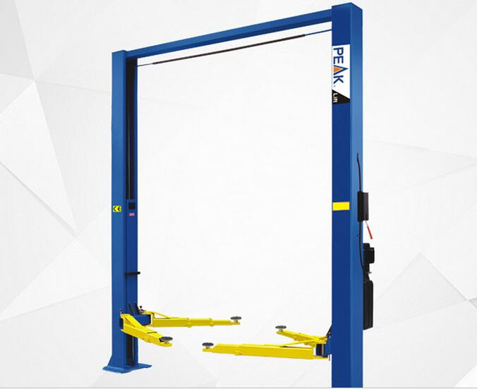 Double Cylinder Hydraulic Car Lift
