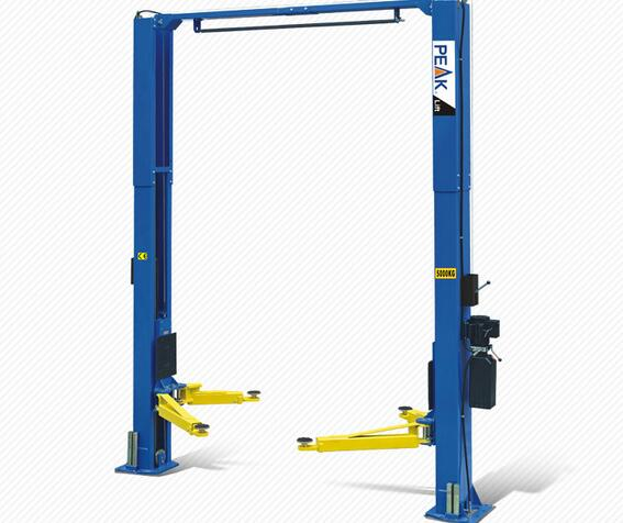 5.0T Heavy Duty Hydraulic Car Lift