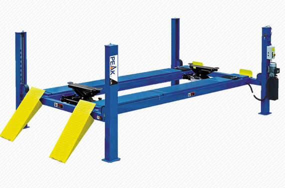Hot Sale Alignment Four Post Lift
