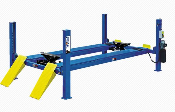 5.5t Four Cylinder Hydraulic Vehicle Lift