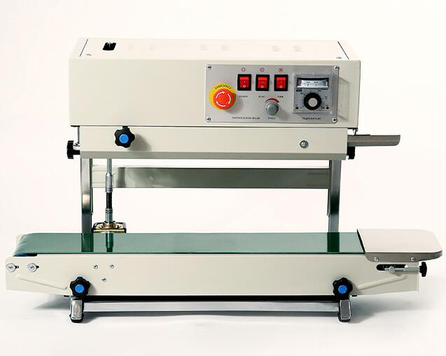 Hot sale high precision power heat Continuous Band Sealer