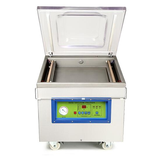model DZ-500T 100% Food Manual desktop vacuum Sealer