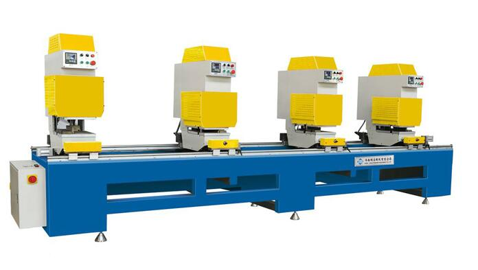 Heavy-duty Four-head Seamless Welding Machine WFH-2-4MD