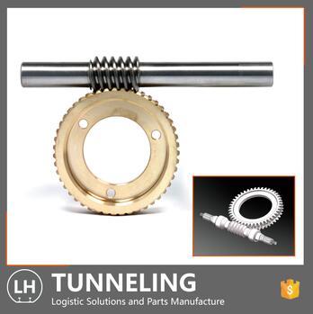 LH17-08A1 OEM Customized High Precision Worm Wheel set