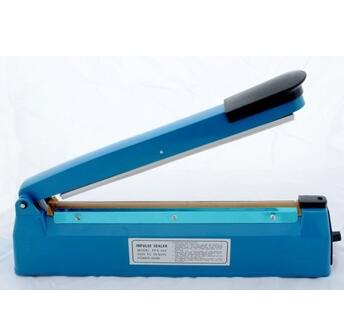 KM-300 Semi-Automatic hot selling heat hand impulse sealer