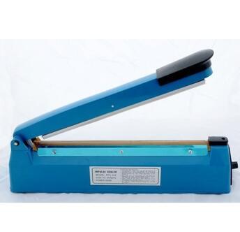 KM-300 Semi-Automatic hot selling heat hand impulse sealer