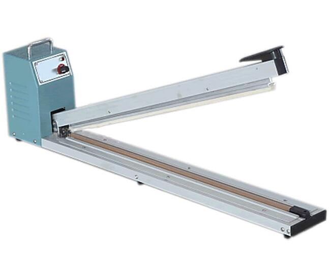 LFS-800 220V/110V Semi-Automatic Extra Long Hand Impulse Sealer