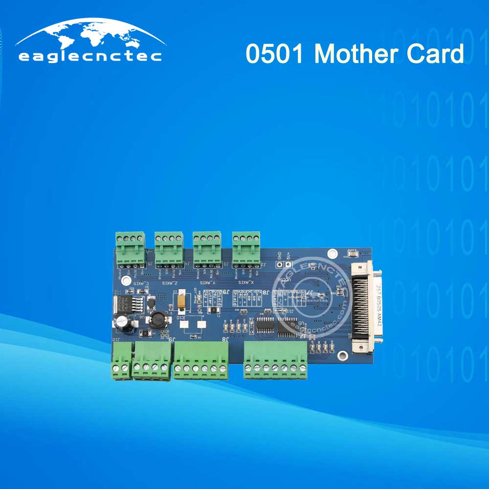 Origin RZNC-0501-HBBE Richauto DSP Controller Hardware Board Card For Sale