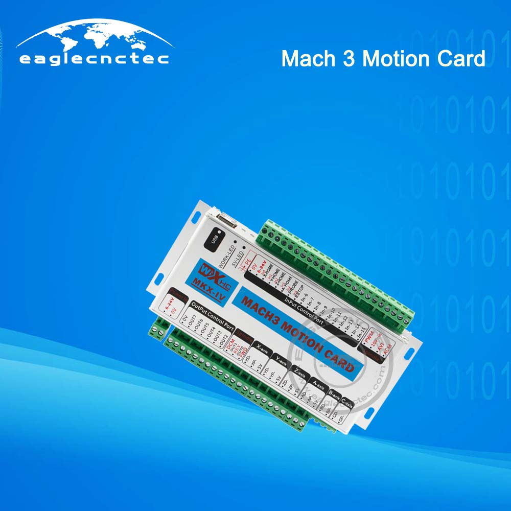 Mach3 Motion Card Mach3 Hardware for CNC Router