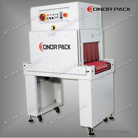 SM-3515 CONSTANT TEMPERATURE SHRINKING WRAPPING PACKAGERS