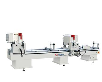 After-sales Service Provided: Engineers available to service machinery overseas Product name: Aluminium Profiles Cutting Off Machine for Making Aluminum Windows Type: aluminum window and door processing machine
