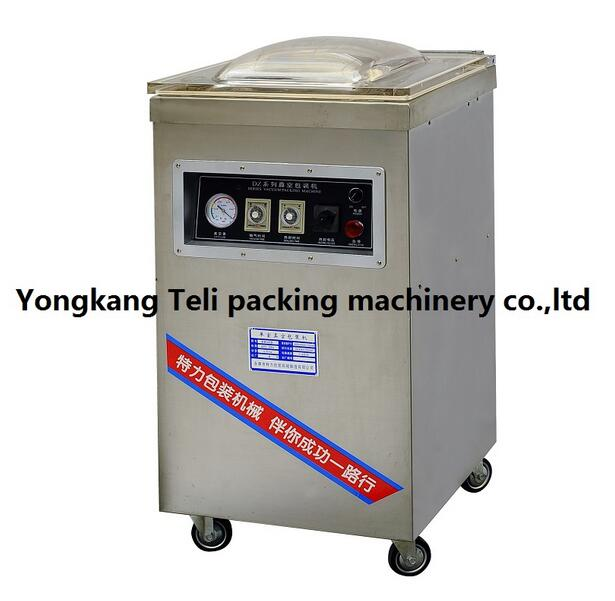 DZ-400 94KG Semi-Automatic Used Vacuum Packaging Machine