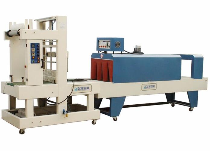 Semi-Automatic Customized Carton Cutting Sealing Shrinking machine