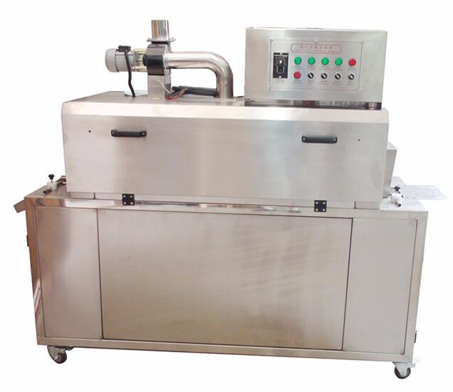 FY 2020 CE Certificate Bottle Steam Label Shrinking Machine