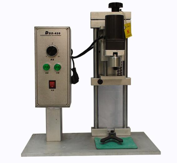 FY 450 50/60Hz Semi-auto high quality bottle capping machine