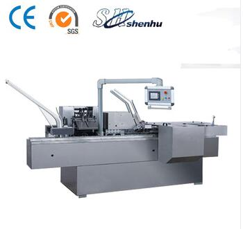 HTZH-100 Carton Box Packing Machine and Cartoning Machine