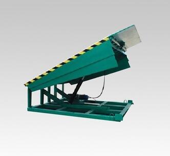 Fixed boarding bridge small hydraulic scissor Lift Working Platform