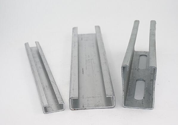 Hot Dipped Galvanized Unistrut C Channel - Equipmentimes com