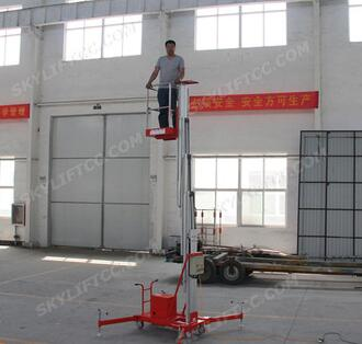 ISO9001 SKYLIFT Local Voltage 1-3t Double Hydraulic Scissor Car Lift