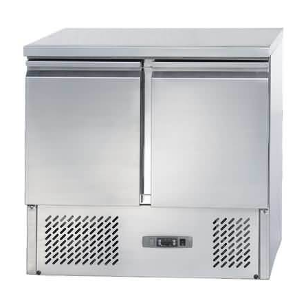 Refrigerated Counter with Granite for Salad