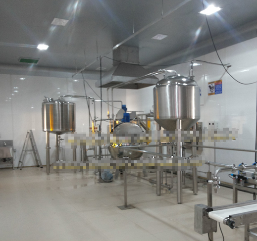 Dairy and Beverage Processing Line Milk Processing Line