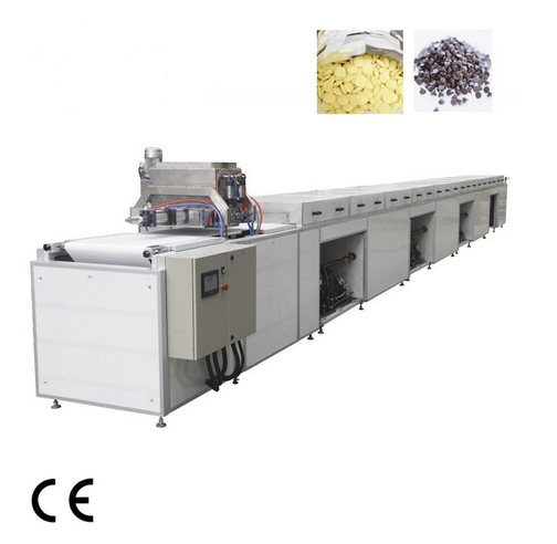 Chocolate Droplets Forming Machine