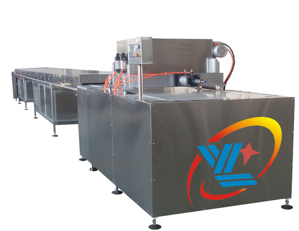 Chocolate Depositing Drop Machine Automatic Chocolate Making Machine
