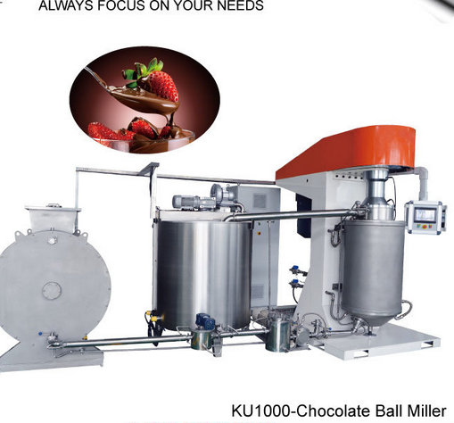 Ku1000 Chocolate Ball Mill (K8016007)