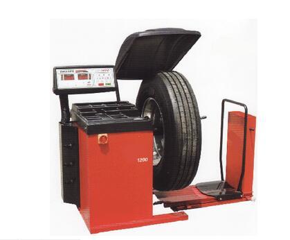 Vertical Type Big Size Wheel Balancer