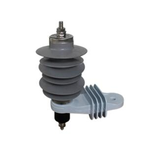 High Quality HY10W-11 ISO9001 Certification 11KV Lighting Arrester