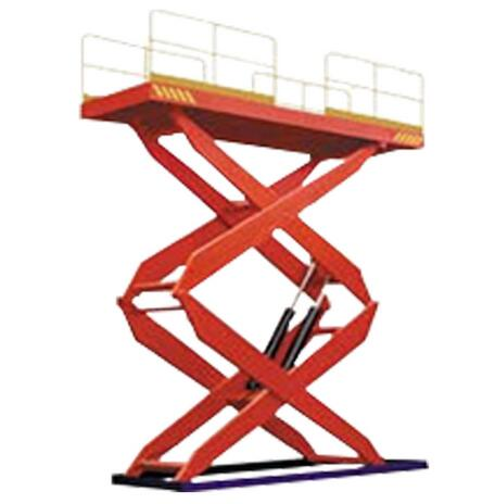SHYTGER Double Scissors 500kg-5000kg Mobile Scissors Lift Table