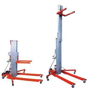 LGA Series CE Standard Light Level Manual Aerial Work Platform