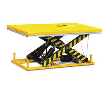 HW Series Middle-Level Hydraulic Lift Table with CE Certificate