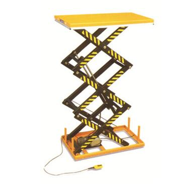 HT Special Weight Level Stationary Lift Table with CE Certificate
