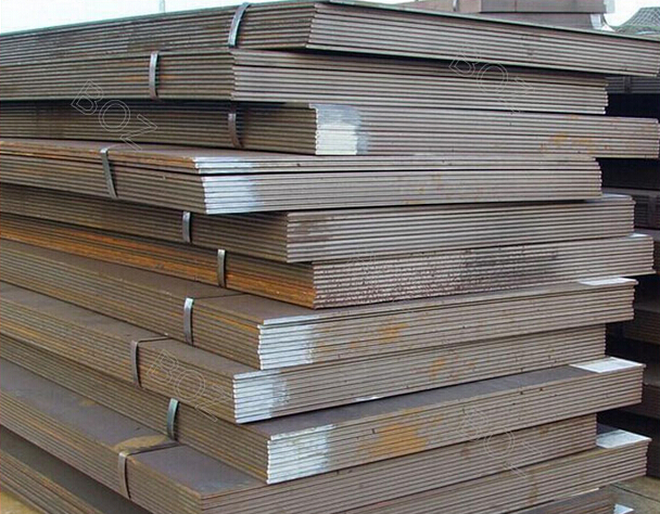 Hot Rolled Low Alloy Steel Plate