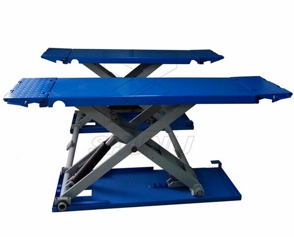 SHL-Y-J-DW3.0A Series MID Rise Scissor Car Lift with 3000kg