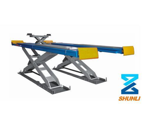 SHUNLI SHL-Y-J-35X Series 3 Cylinder Rolling Jack for Scissor Lift