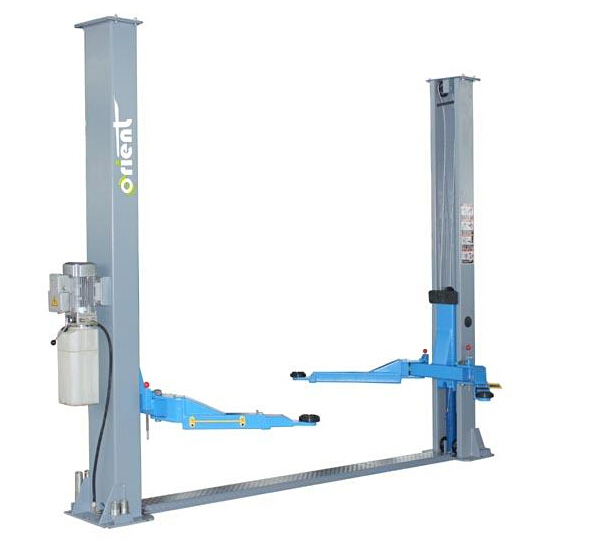Double Cylinder Hydraulic Vehicle Lift