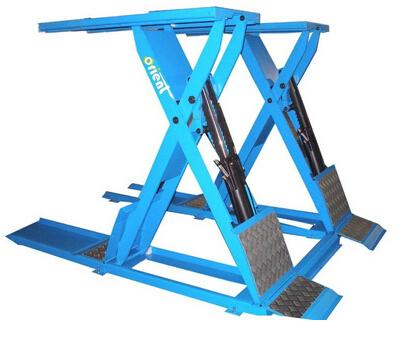 Easy To Operate Vehicle Lifting Machine