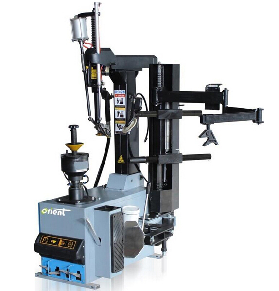 New Type Automatic Tire Changer