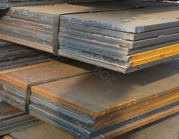 High-Strength Low Alloy Steel Plate