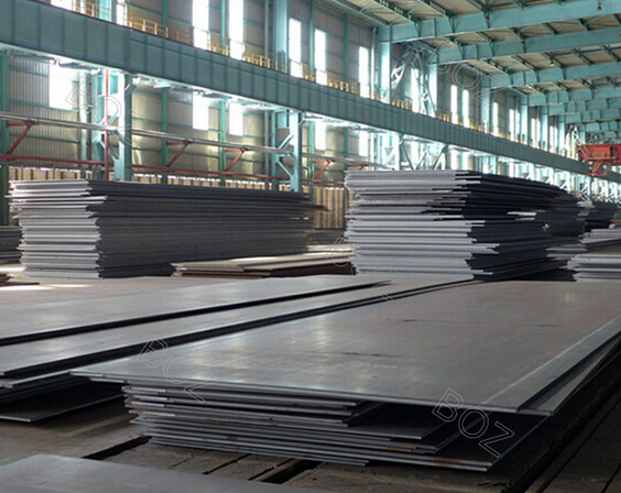 High Purity Hot Rolled Steel Plate