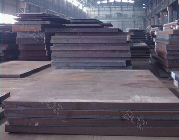 Wear Resistant Hot Rolled Steel Sheet
