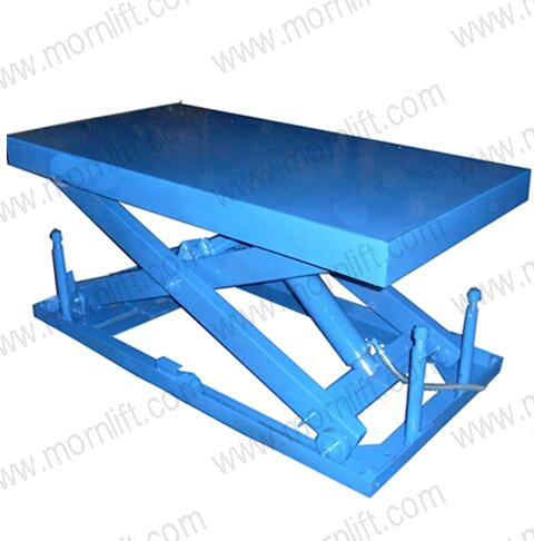 SSL5-2 Series Stationary 5 Ton Hydraulic Scissor Lift for Sale