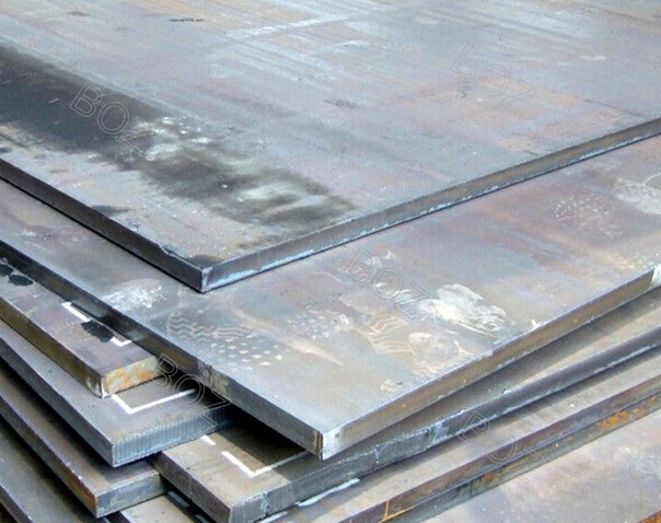 Manufacturer Low Alloy Steel Plate