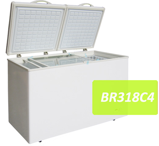 Newsky Power 318L Chest Freezer