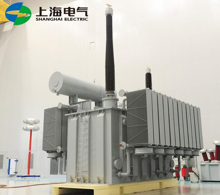 Low losses low noise 1500MVA Oil Immersed Power Transformer
